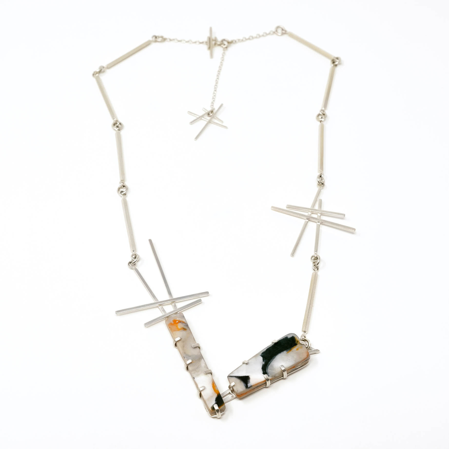 Deborah Beck Legacy Feature Neckpiece
